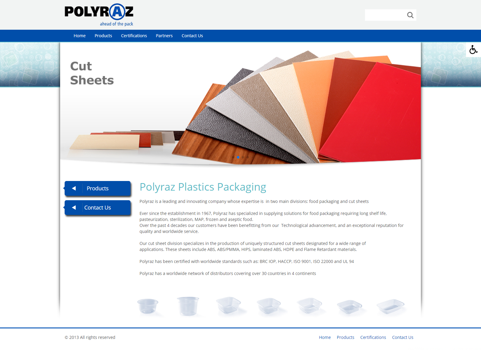 Polyraz Plastics Packaging - Ahead of the pack
