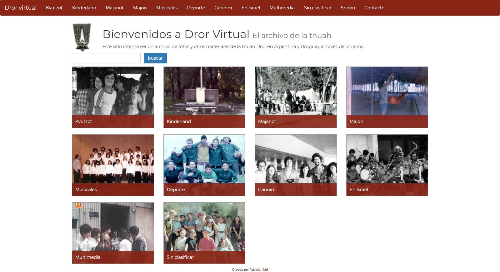 Dror virtual